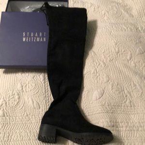Stuart Weitzman Knee high boots suede
